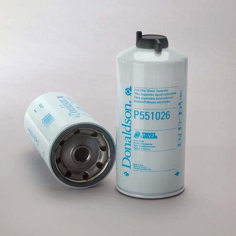 Donaldson Fuel Filter Water Separator Spin-on Twist&drain- P551026