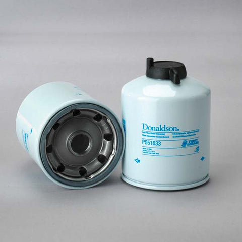 Donaldson Fuel Filter Water Separator Spin-on Twist&drain- P551033
