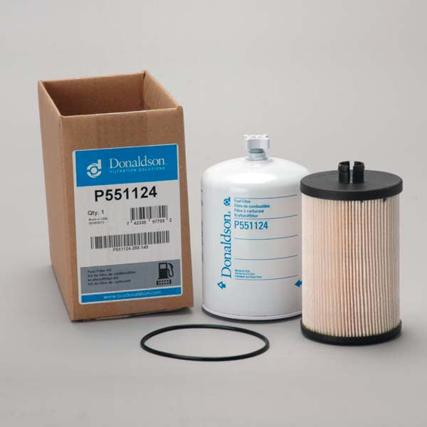 Donaldson Fuel Filter Kit - P551124