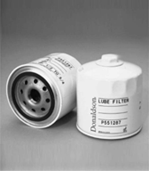 Donaldson Parts Catalog : Donaldson lube filter spin on full flow p