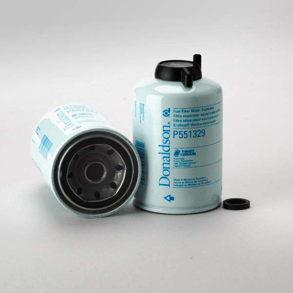 Donaldson Fuel Filter Water Separator Spin-on Twist&drain- P551329