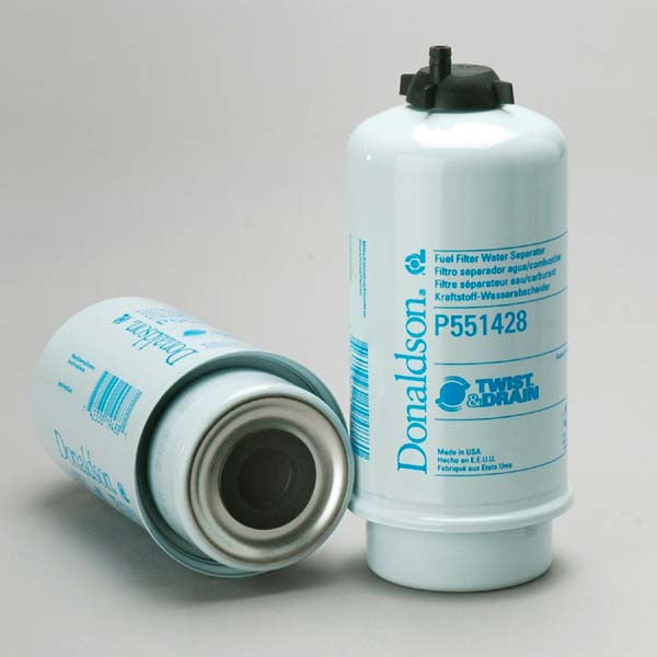 Donaldson Fuel Filter Water Separator Cartridge- P551428