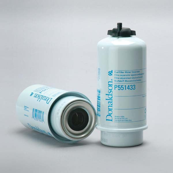 Fuel Water Separator Filter >> Donaldson Fuel Filter Water Separator Cartridge- P551433 – Donaldson Filters