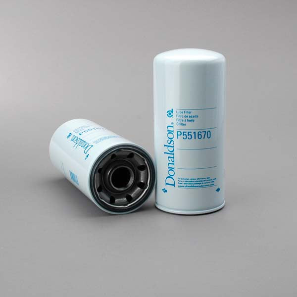 Donaldson Lube Filter Spin-on Full Flow- P551670