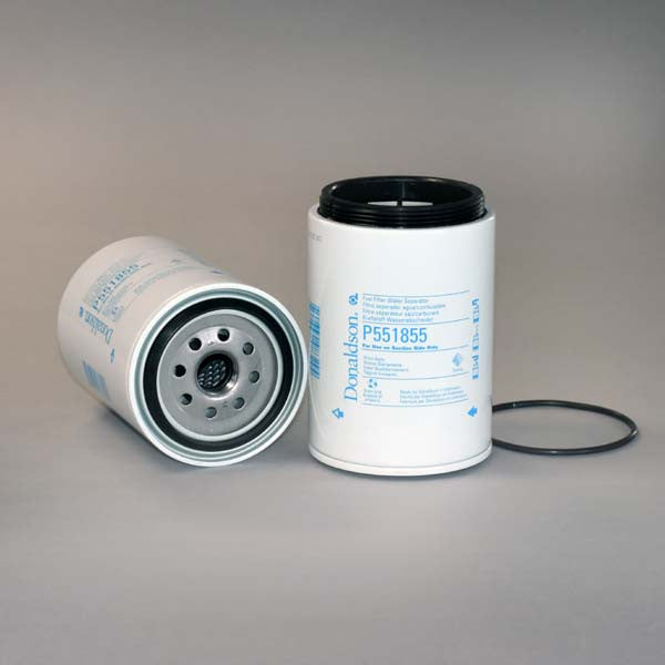 Donaldson Fuel Filter Water Separator Spin On P551855