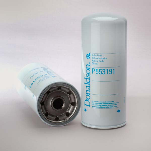 Donaldson Lube Filter Spin-on Full Flow- P553191 CASE