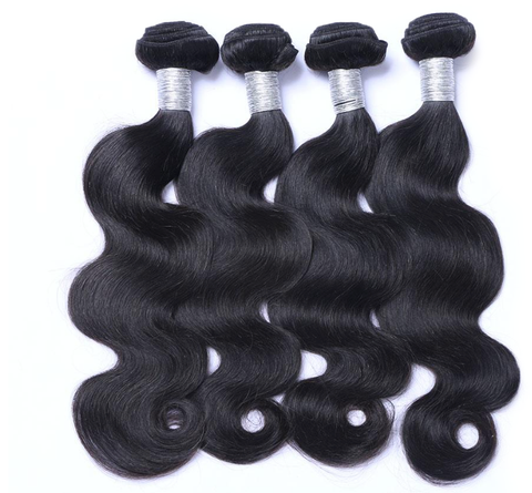 Virgin Hair - Mongolian Body Wave | Bundles 18-30 Inches