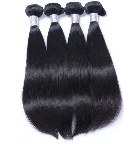Virgin Hair - Peruvian Straight | Bundles 18-30 inches