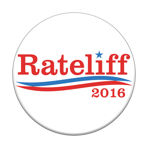Rateliff 2016 Button Pin