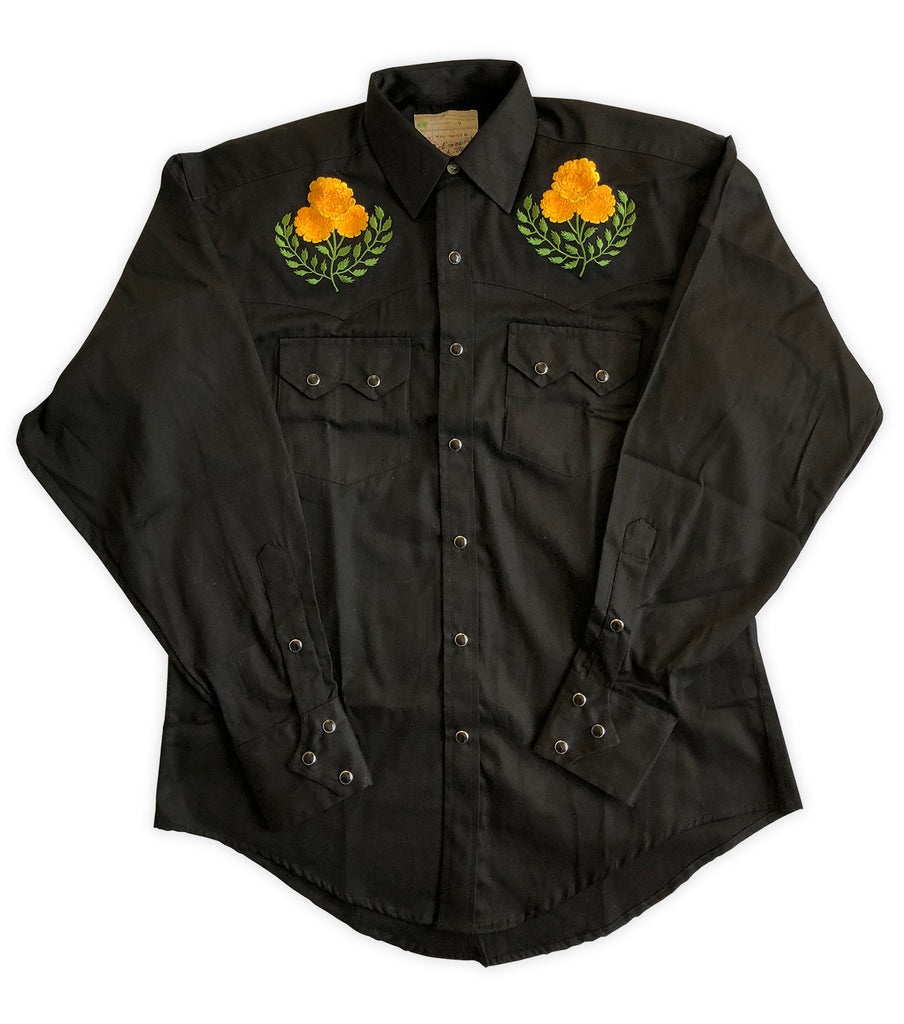 Marigold Project Rockmount Shirt