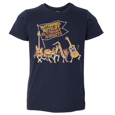 Instrument Parade Toddler & Baby Tee