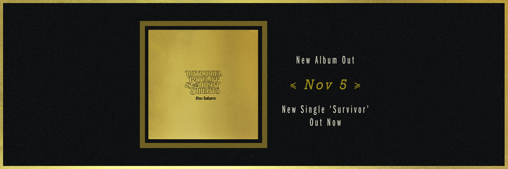 Official NRNS Online Store – Nathaniel Rateliff & The Night Sweats Store