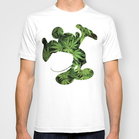 Weed Fashion Men and women Casual T-shirt clothing