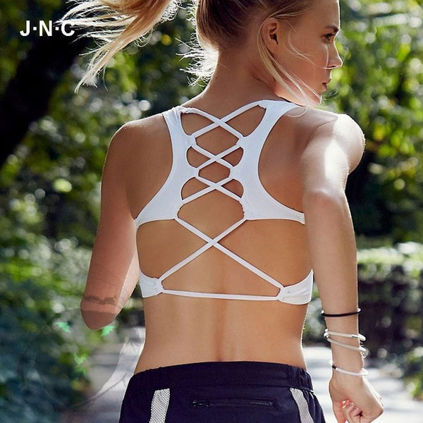 Activewear section weird tan lines bra now-standard running and yoga Fancy Sports Bra - Virtual Store USA