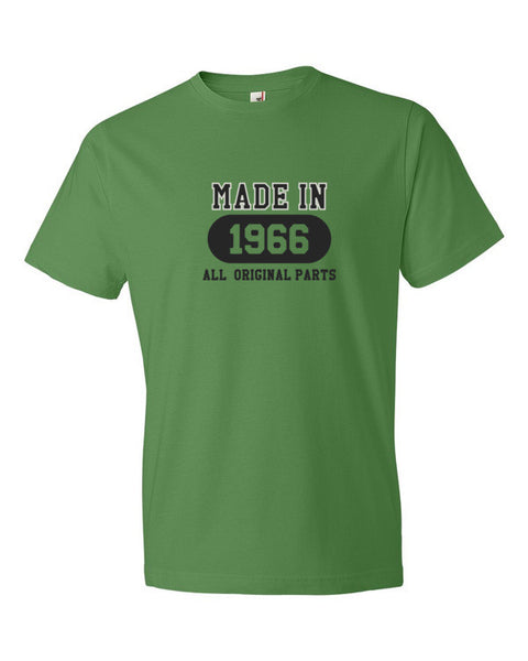 50 Years Old Birthday Short Sleeve T-shirt - Virtual Store USA