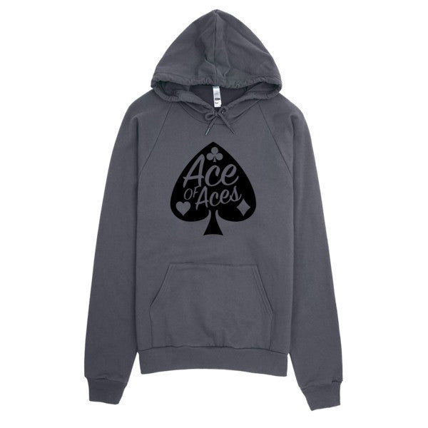 Ace of Aces Unisex Hoodie - Virtual Store USA