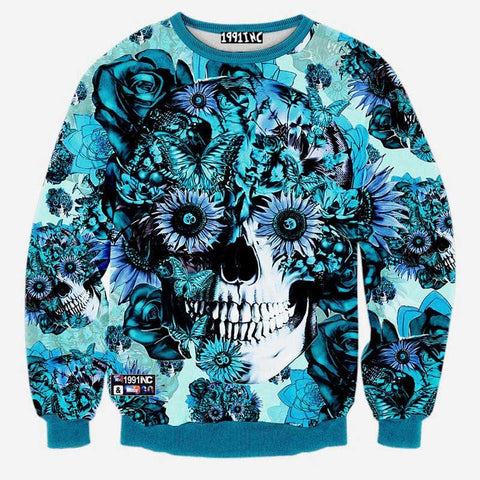 2015 [Franco] Space/galaxy 3d sweatshirt men 3d hoodies harajuku style funny print nightfall trees hombre sudadera - Virtual Store USA