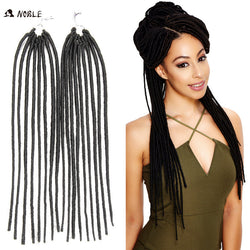 "Noble 14"" Crochet Braids Hair Ombre Hair Extension Braiding Synthetic Hair Afro"