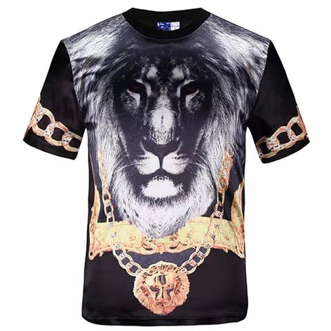 2016 New fashion men t shirt rammstein/unkut/kanye west/yeezus print 3d print t-shirt hip hop dry fit tshirt homme swag clothes