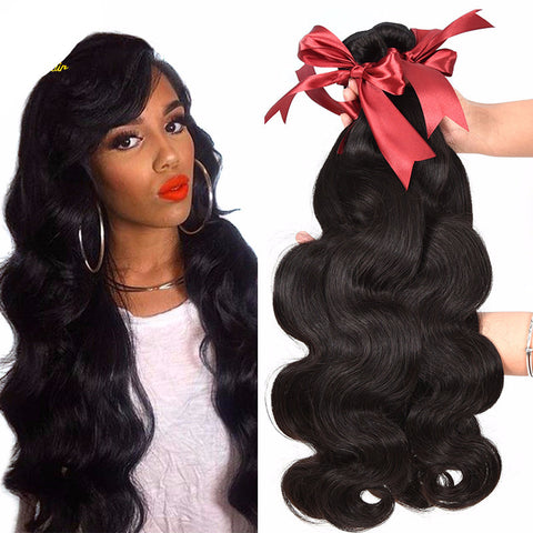 10A Brazilian Virgin Hair Body Wave - Virtual Store USA