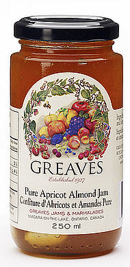 Greaves Apricot Almond Jam