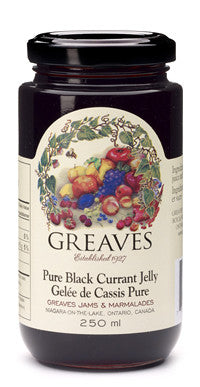 Greaves Black Currant Jelly