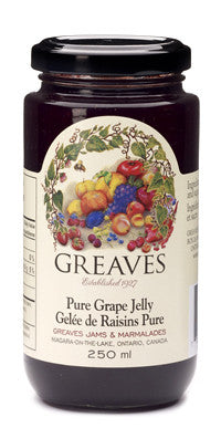 Greaves Grape Jelly