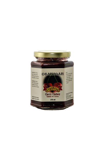 Okanagan Wineland Cherry Chutney
