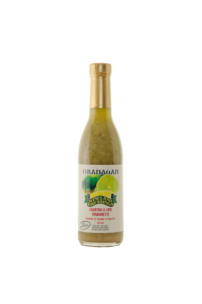 Okanagan Wineland Dressings Cilantro and Lime Vinaigrette