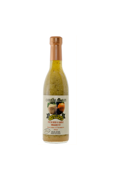 Okanagan Wineland Dressings Fresh Herb and Garlic Vinaigrette
