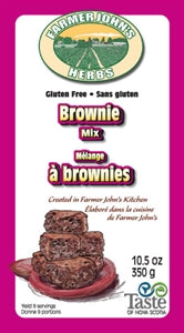 Farmer John's Herbs - Brownie Mix