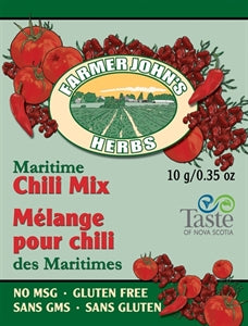 Farmers John's Herbs - Maritime Chili Mix