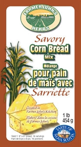 Farmer John's Herbs - Savory Corn Bread Mix