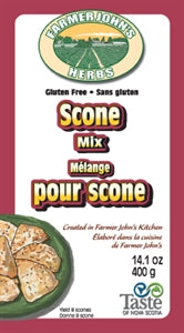 Farmer John's Herbs - Scone Mix