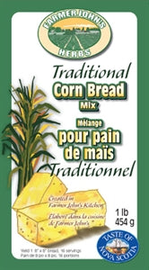Farmer John's Herbs - Traditional Corn Bread Mix