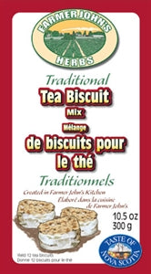 Farmer John's Herbs - Traditional Tea Biscuit Mix