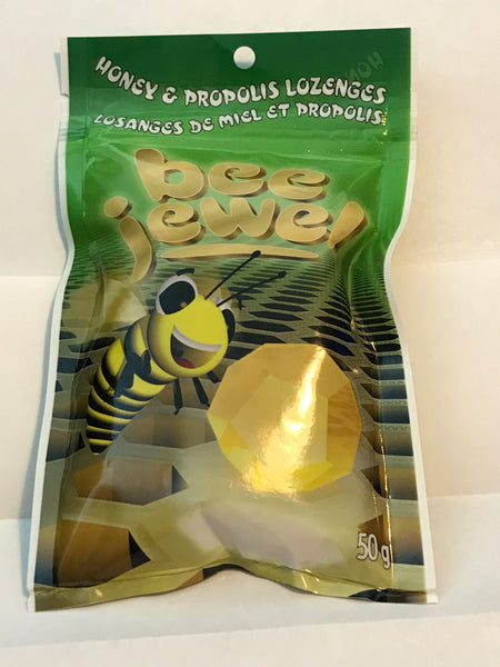 Honey & Propolis Lozenges 50 Gram Bag