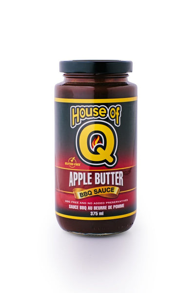 House of Q Apple Butter BBQ Sauce