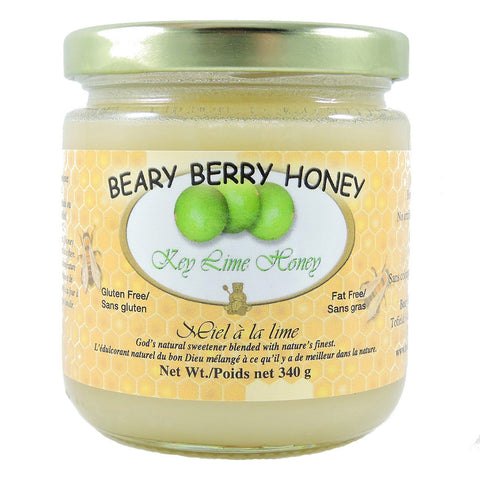 Beary Berry Key Lime Honey