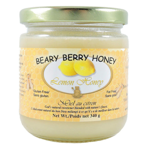 Beary Berry Lemon Honey