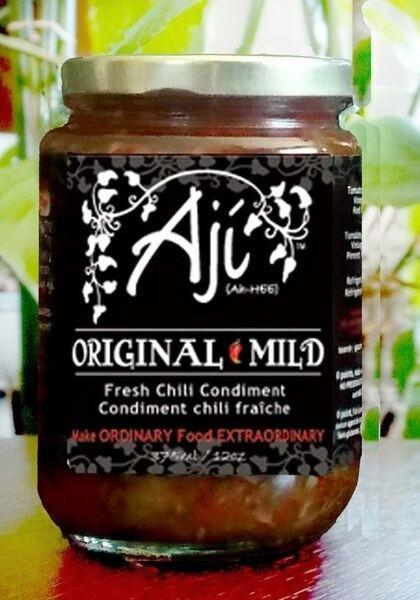 Aji Original Mild Fresh Relish