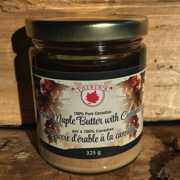Voisin's Maple Butter with Cinnamon