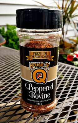 House of Q Peppered Bovine BBQ Rub