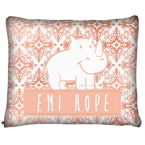 Rose Gold Emi Dog Bed