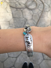 Load image into Gallery viewer, Rhino Spoon Bracelet LIMITED EDITION