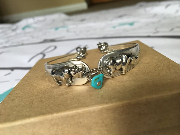 Rhino Spoon Bracelet LIMITED EDITION
