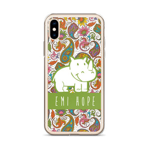 Paisley iPhone Case