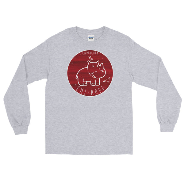 Capricorn Long Sleeve T-Shirt