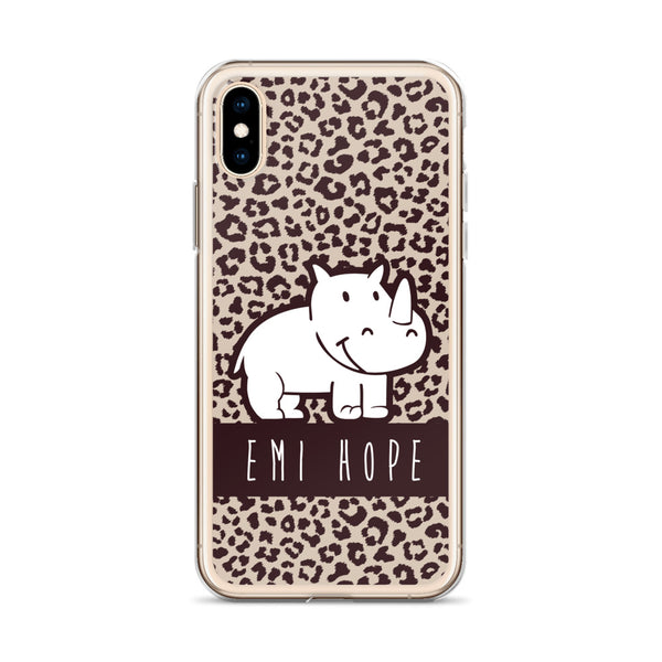 Cheetah iPhone Case