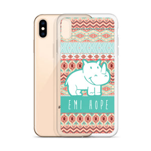 Aztec Geometric Emi iPhone Case